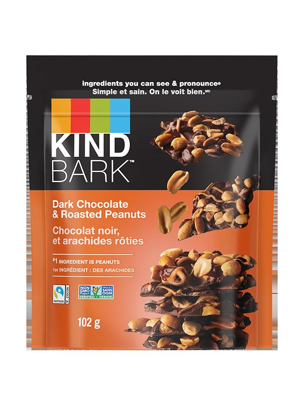 KIND Bark Dark Chocolate & Roasted Peanuts