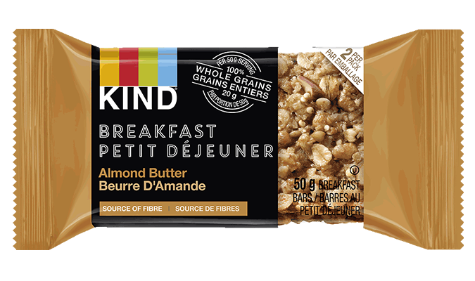 KIND Breakfast Almond Butter Bar