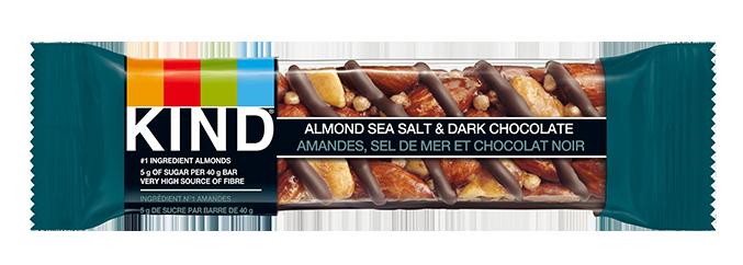 KIND Almond Sea Salt & Dark Chocolate Bar